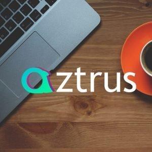 Aztrus diseño web